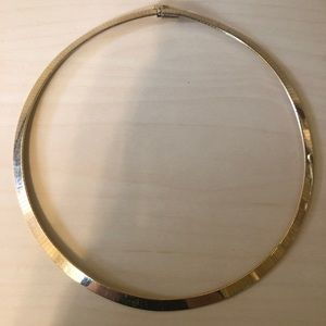 Jewelry - 14K Yellow Gold Omega necklace 16inches 36Gram